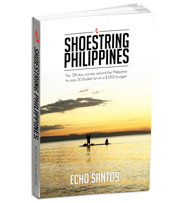 Shoestrig Philippines book